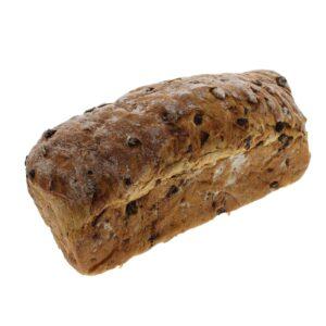 Rozijnen notenbrood